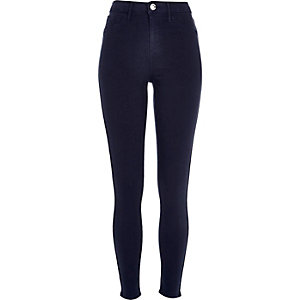 Navy Molly jeggings