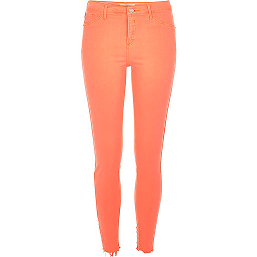 Orange Molly jeggings