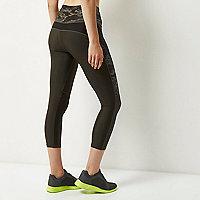 Legging de sport RI Active kaki