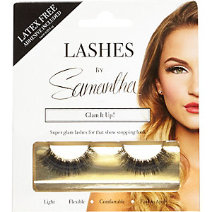 Sam Faiers Lashes glam false eyelashes