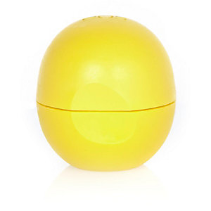 EOS lemon drop lip balm