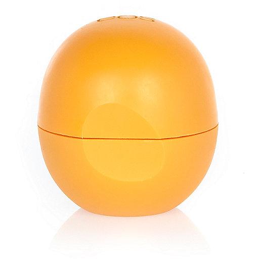 EOS orange zest lip balm