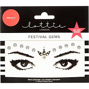 Lottie London bindi festival gems