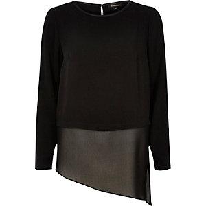 Black asymmetric top