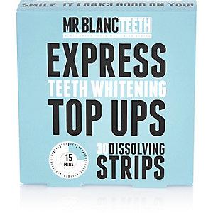 Mr Blanc dissolvable teeth whitening kit