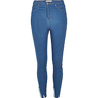 Mid blue wash Molly jeggings