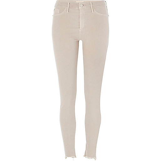 Stone wash Molly reform jeggings