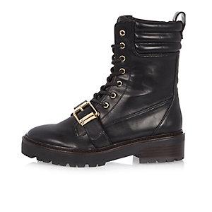 Boots noires