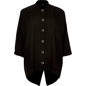 Black popper shirt
