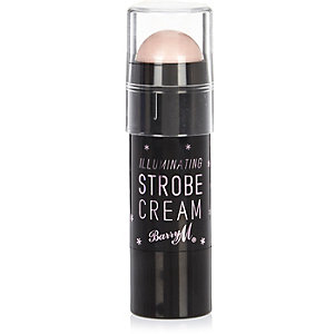 Barry M frosty pink illuminating cream