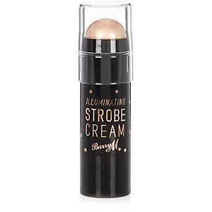 Barry M iced bronze illuminating strobe cream