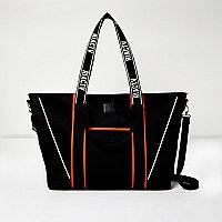 RI Active Black Tote Bag