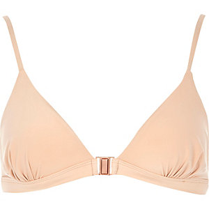 Nude non wired T-shirt bra