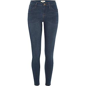 Blue super skinny Amelie jeans