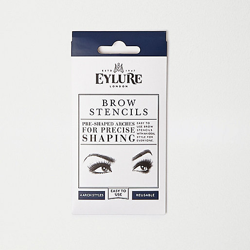 Eyelure brow stencils
