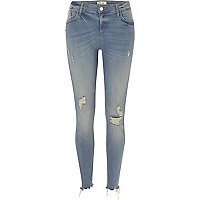 Authentic wash Amelie super skinny jeans