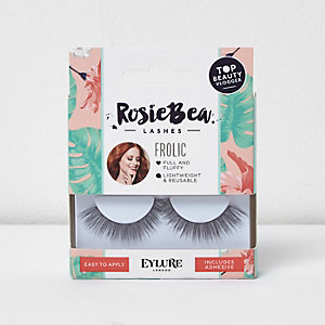 Black Rosie Bea Frolic lashes