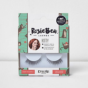 Black Rosie Bea Kitty lashes