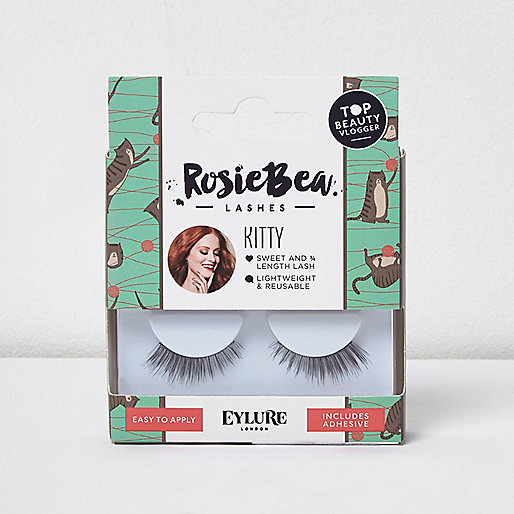 Faux-cils Rosie Bea Kitty noirs