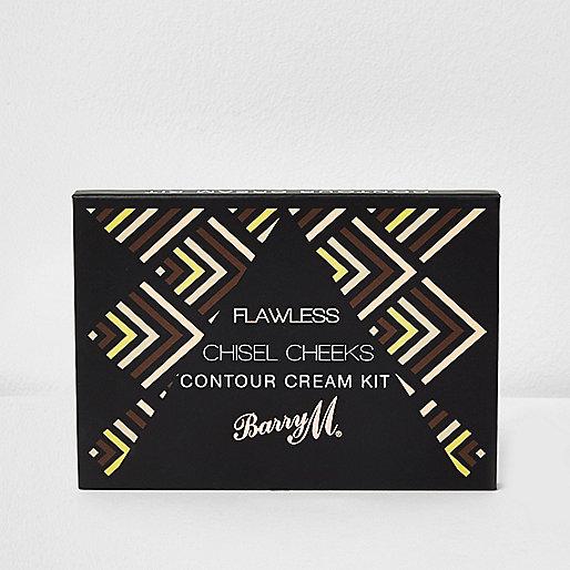 Kit de contour Barry M Flawless Chisel Cheeks