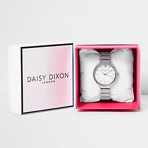 Daisy Dixon – Weißbeschichtete Uhr