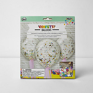 Konfetti-Ballons