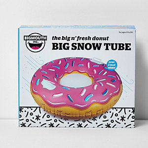 Luge gonflable donut