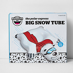 Polar Bear Express big snow tube