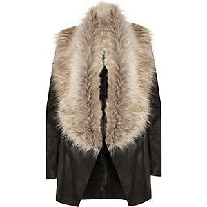 Womens Coats & Jackets - Winter Coats - River Island