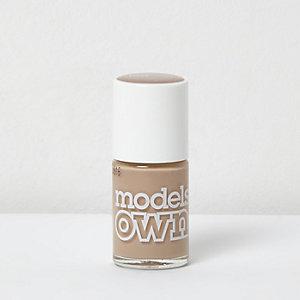 Models Own – Leichter Oberflächenlack in Nude