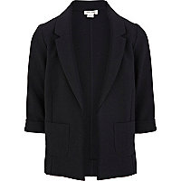Girls navy blazer