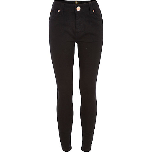 Black Skinny Jeans For Girls