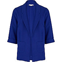 Girls blue blazer