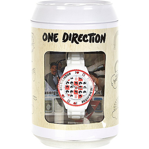Girls white One Direction watch
