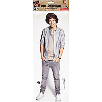 Girls Harry One Direction cardboard cut out