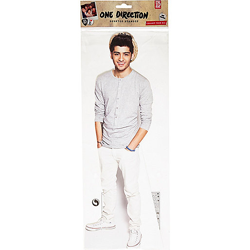 Girls Zayn One Direction cardboard cut out