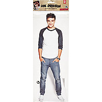 Girls Liam One Direction cardboard cut out