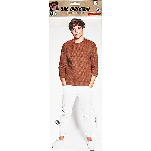 Girls Louis One Direction cardboard cut out