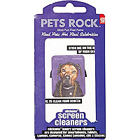 Kids Pets Rock Stickems screen cleaner