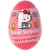 Girls Hello Kitty sweet easter egg