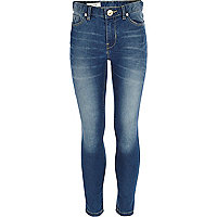 Girls medium wash stevie jean