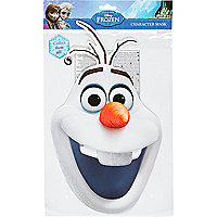 Kids olaf frozen mask