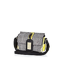 Girls mono cross body bag