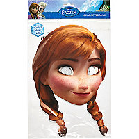 Girls Anna Frozen mask