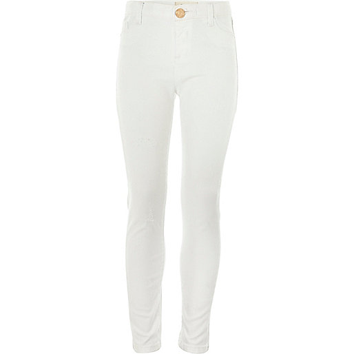 Free shipping BOTH ways on girls white jeans, from our vast selection of styles. Fast delivery, and 24/7/ real-person service with a smile. Click or call