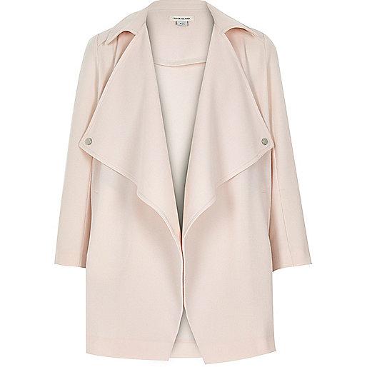 Pink Lightweight Jacket OOfk8F