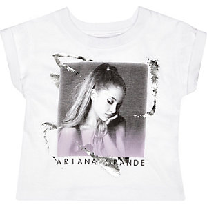 Mini girls Arianna Grande t-shirt