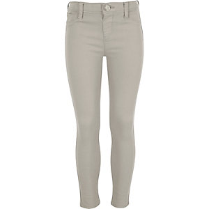 Girls grey Molly jeggings