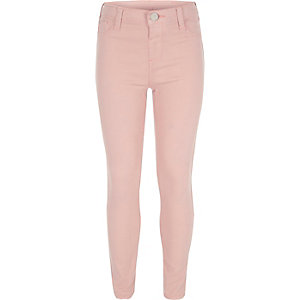 Pale pink Molly jeggings