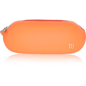 Girls coral sunglasses case